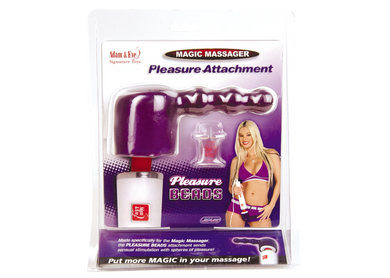 Massager Attachment Pleasure Beads