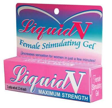Liquid V for Women Stimulating Gel