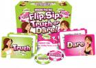 Flip/Sip Truth Or Dare Sex Toy Product