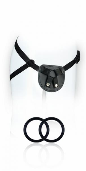 Basic Harness Kit Black - Bulk Sex Toy Product