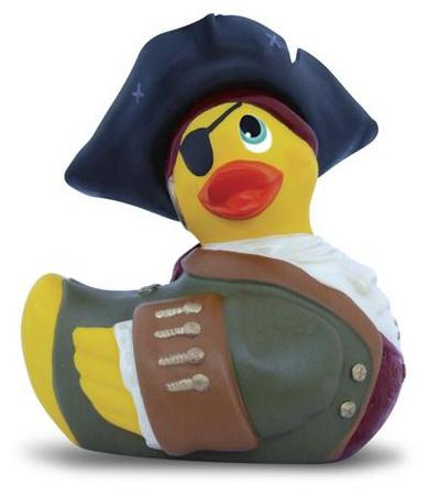 I Rub My Duckie Travel Size - Pirate