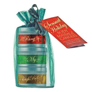 Holiday Candle Gift Trio