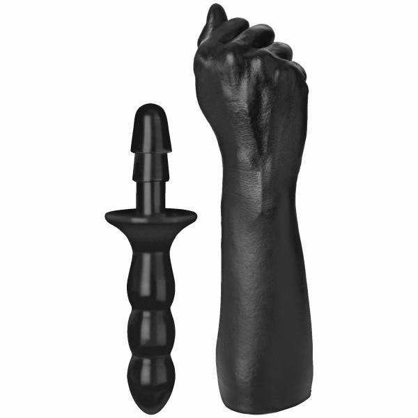 Titanmen Fist with Vac-U-Lock Black Sex Toy Product