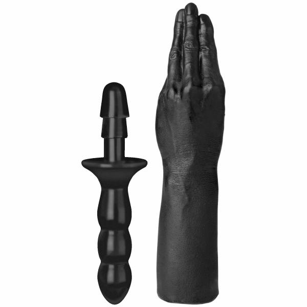 Titanmen Hand with Vac-U-Lock Black Sex Toy Product