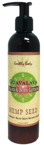 Hand and Body Lotion Guavalava 8 Oz