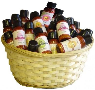 Basket Hand and Body Lotion 50Pc