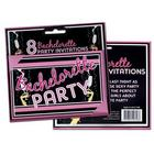 Bachelorette Party Invitations Toast Of The Town
