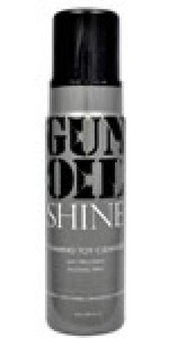 Gun Oil Shine Foaming Toy Cleanser 8 Oz Sex Toy Product