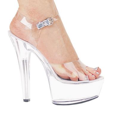 Brook Clear Sandal