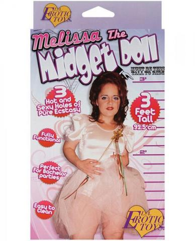 Melissa The Midget Doll
