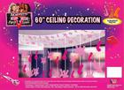 Bachelorette 60in Penis Ceiling Decor Sex Toy Product