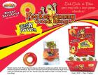 Gummy Ring 30Pc Display