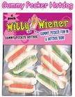 Hot Dog Gummies 36Pc Display