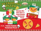 Peckoroni Pizza Display 24 Pcs
