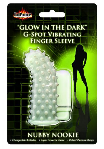 Finger Vibrator Nubby Nookie Sex Toy Product