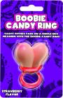 Boobie Candy Ring Carded Sex Toy Product