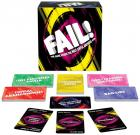 Fail Party Card Game Sex Toy Product