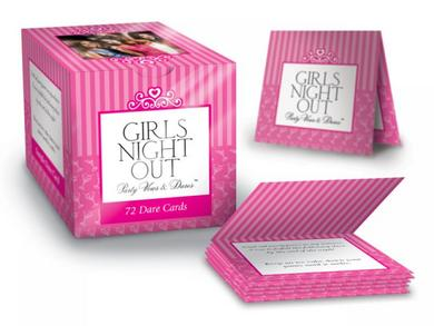 Girls Night Out Party Vows