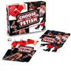Choose Your Fetish Foreplay Game Sex Toy Product