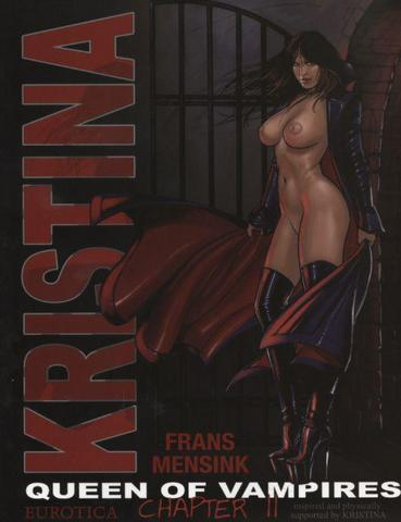 Queen Of The Vampires (Kristina) #02 (Com)