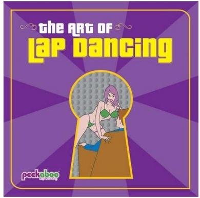 Art Of Lap Dancing Book