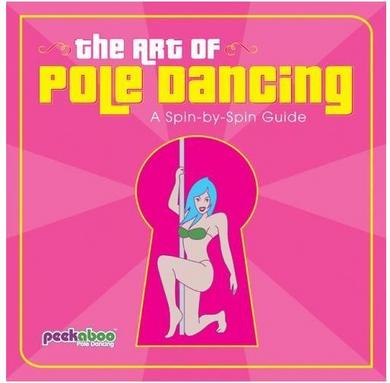 Art Of Pole Dancing Book
