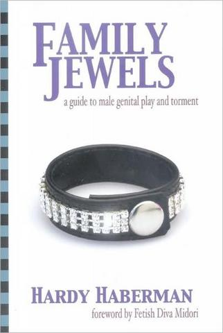 Family Jewels Book by Hardy Haberman Sex Toy Product