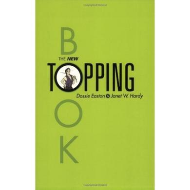 The New Topping Book by Easton and Hardy Sex Toy Product