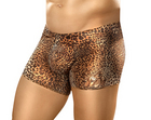Animal Pouch Short Medium Leopard