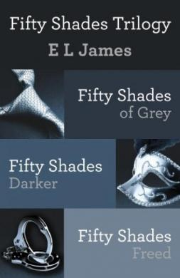 Fifty Shades 3Pc Box Set