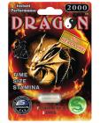 Dragon 2000 1 Piece Male Enhancement Card