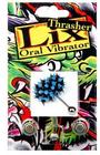 Lix Thrasher Oral Vibrator Blue Sex Toy Product
