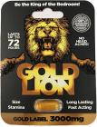 Gold Lion Male Enhancement 1 Capsule Sex Toy Product