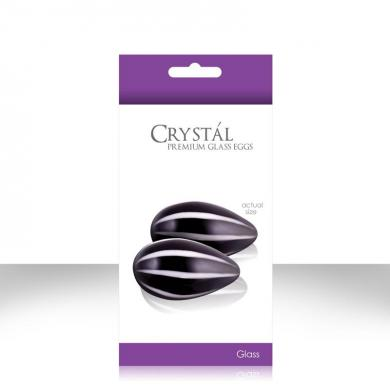 Crystal Premium Glass Eggs