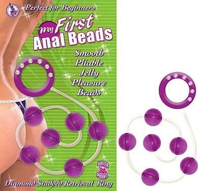 My First Anal Beads