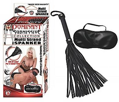 Dominant Submissive Multi Strand Spanker
