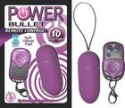 Power Bullet Remote Control Purple