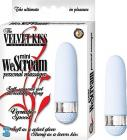 Velvet Kiss Mini We Scream White