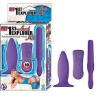 My 1St Anal Explorer Kit Purple