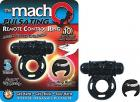 Macho Remote Control Ring Black