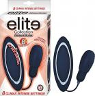 Elite Collection Ribbed Bullet Black
