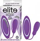 Elite Collection Ribbed Bullet Purple