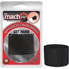 "Macho Velcro Ball Stretcher 1.5"" Black Sex Toy Product"