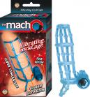 Macho Vibrating Cockcage Blue Sex Toy Product
