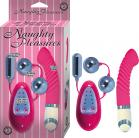 Naughty Pleasures Pink 3 Piece Set Sex Toy Product