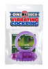 Mini One Touch Cockring Purple