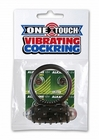 One Touch Vibrating Cockring Smoke