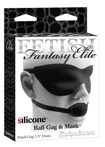 Fetish Fantasy Elite Ball Gag & Mask