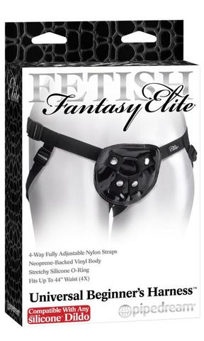 Fetish Fantasy Elite Universal Beginner's Harness