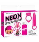 Neon Naughty Nites Kit Pink